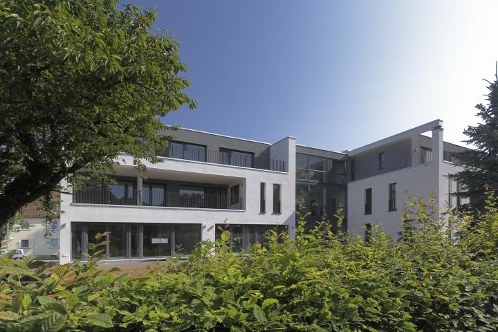 GWG der Stadt Kassel - Solararchitekturpreis 2005 -
