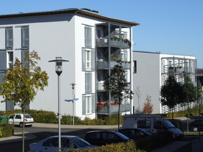 GWG der Stadt Kassel - Großer Fassadenpreis Kassel 2011 -