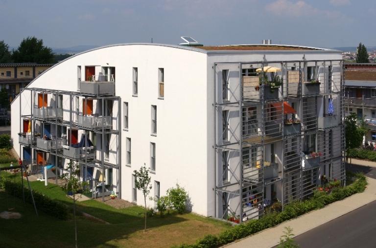 GWG der Stadt Kassel - Wilhelmshöher Allee -